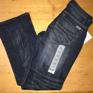 New Cruel Denim Jeans Boot Cut Julia 5 Short